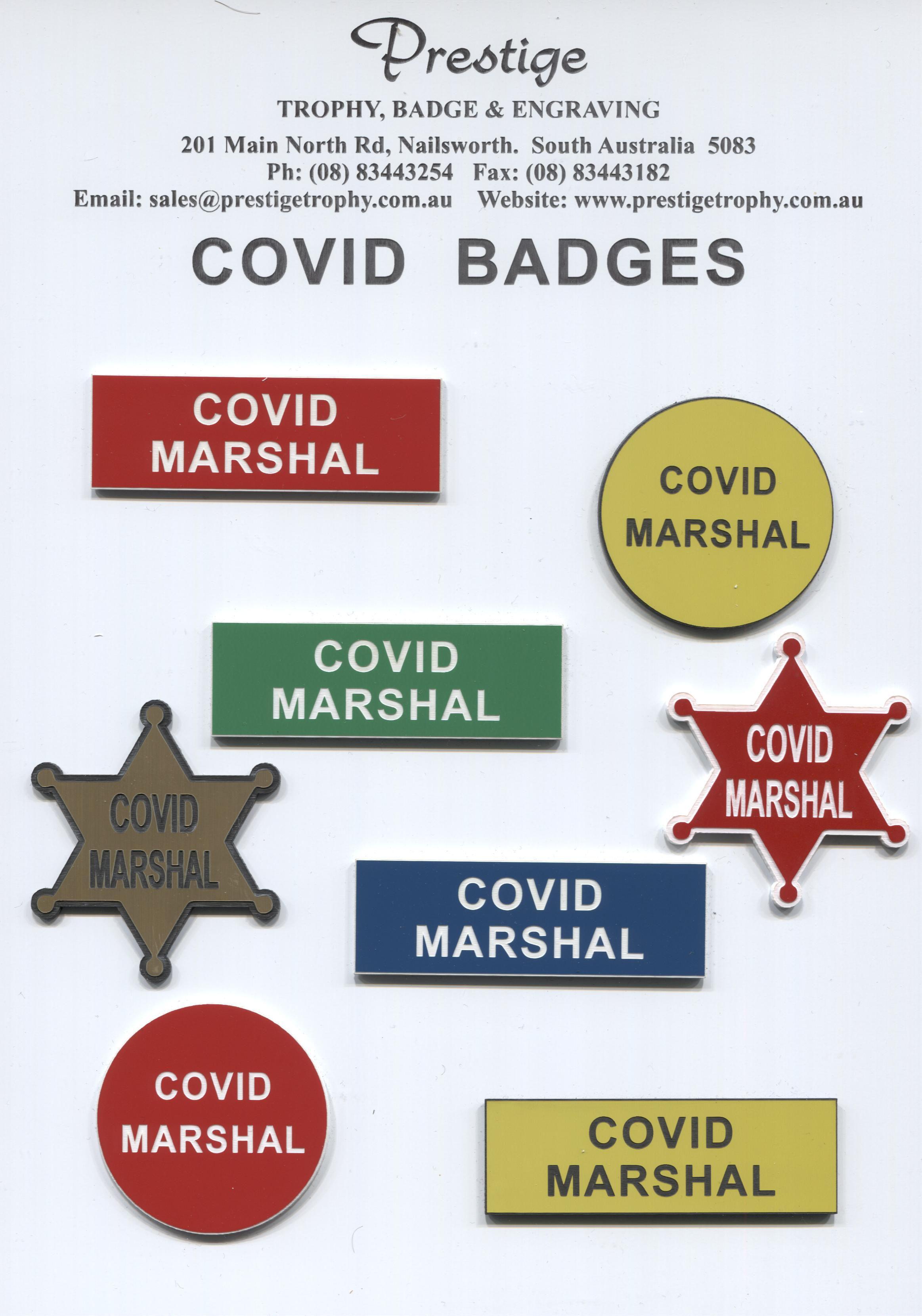 Covid Marshall