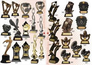 View  Trophies and Awards Catalogues
