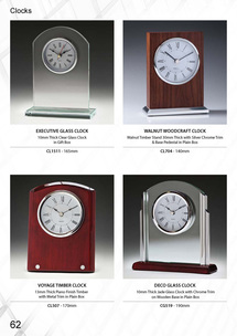 Glass Clock Awards Page 62