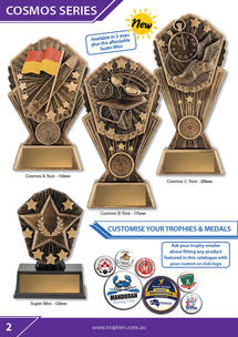 Swimming Trophies and Awards p2