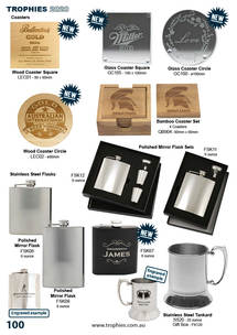 Pewter / Glasses / Flasks Page 100