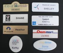 Name Badges Custom Colour Printed